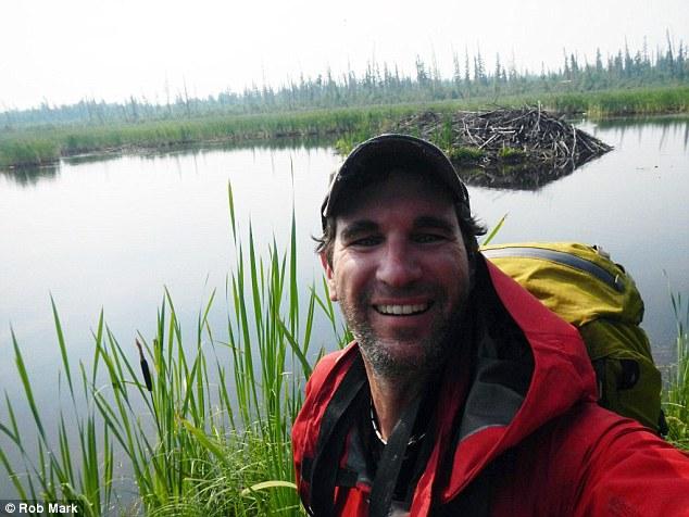 Amateur next hunt door beaver