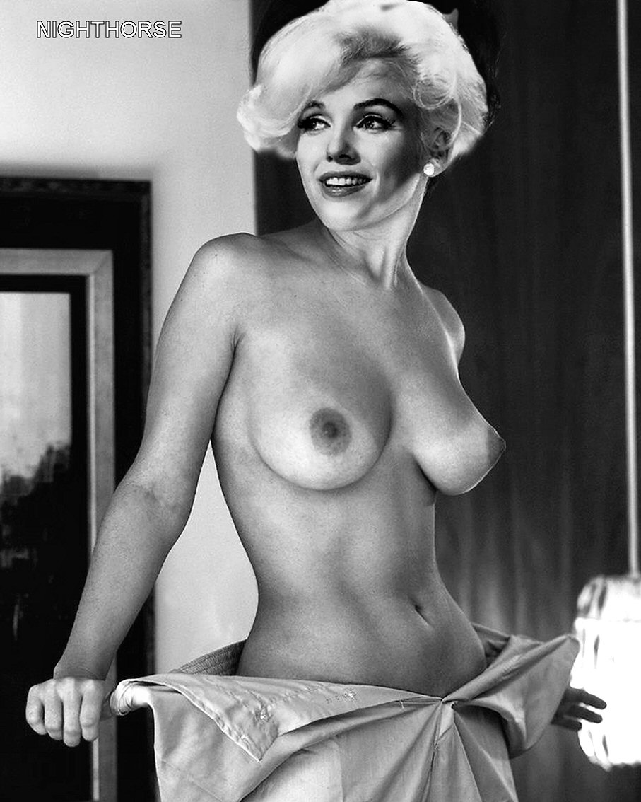 Marilyn monroe nude having sex