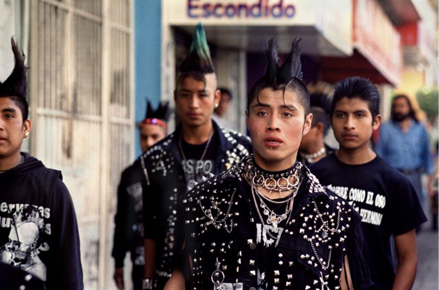 Punk websites for teens