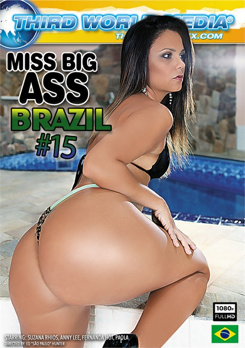 Ass brazilian sex big