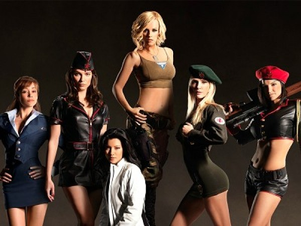 Command and conquer red alert girls