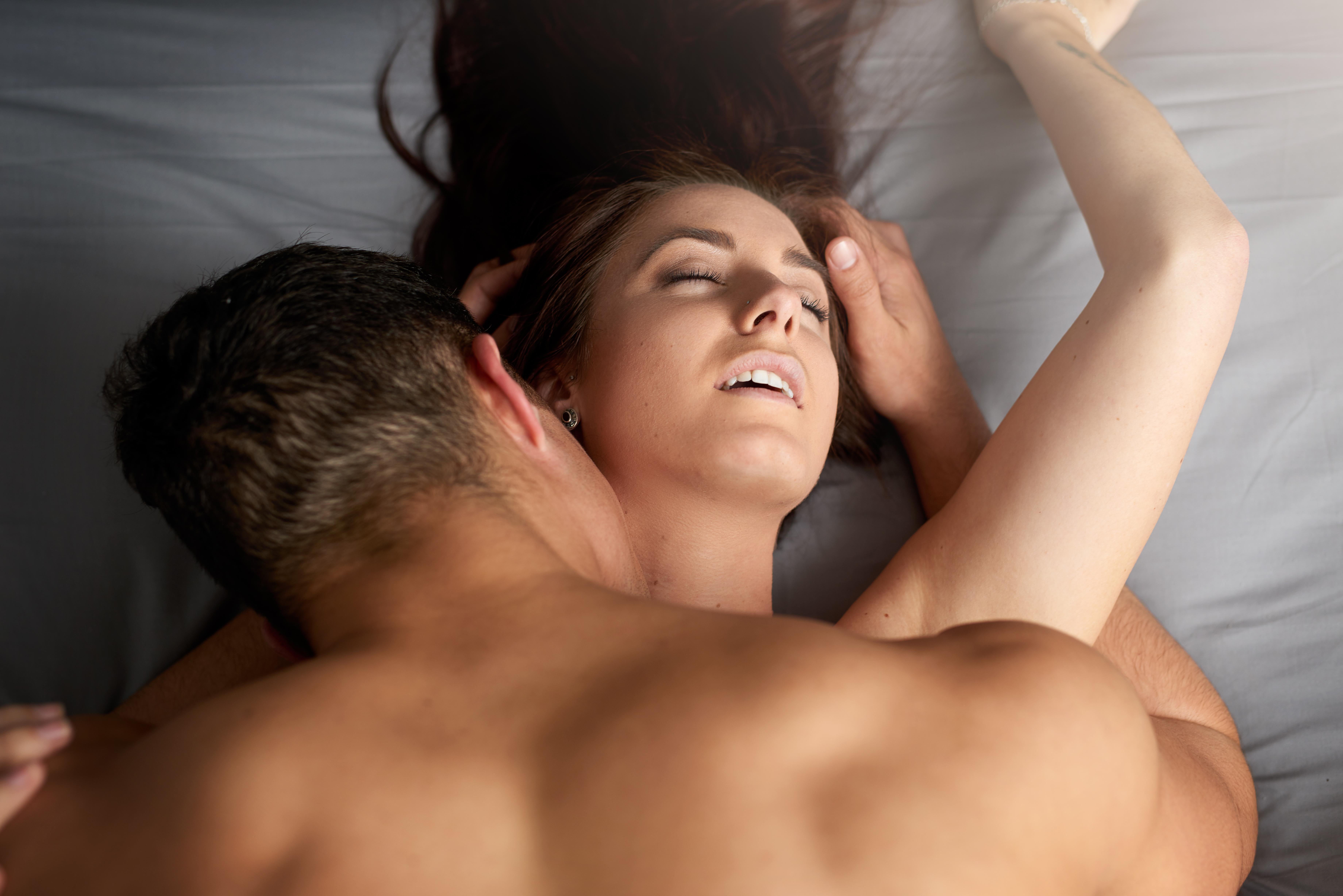 People having orgasm deaf an