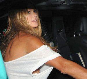 Women hot nude blonde