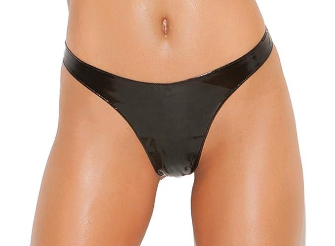 Spot girls on panties wet
