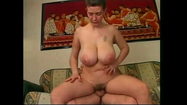 Woman having sex with big boobs
