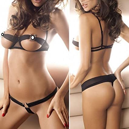 Hot girls wearing lingerie