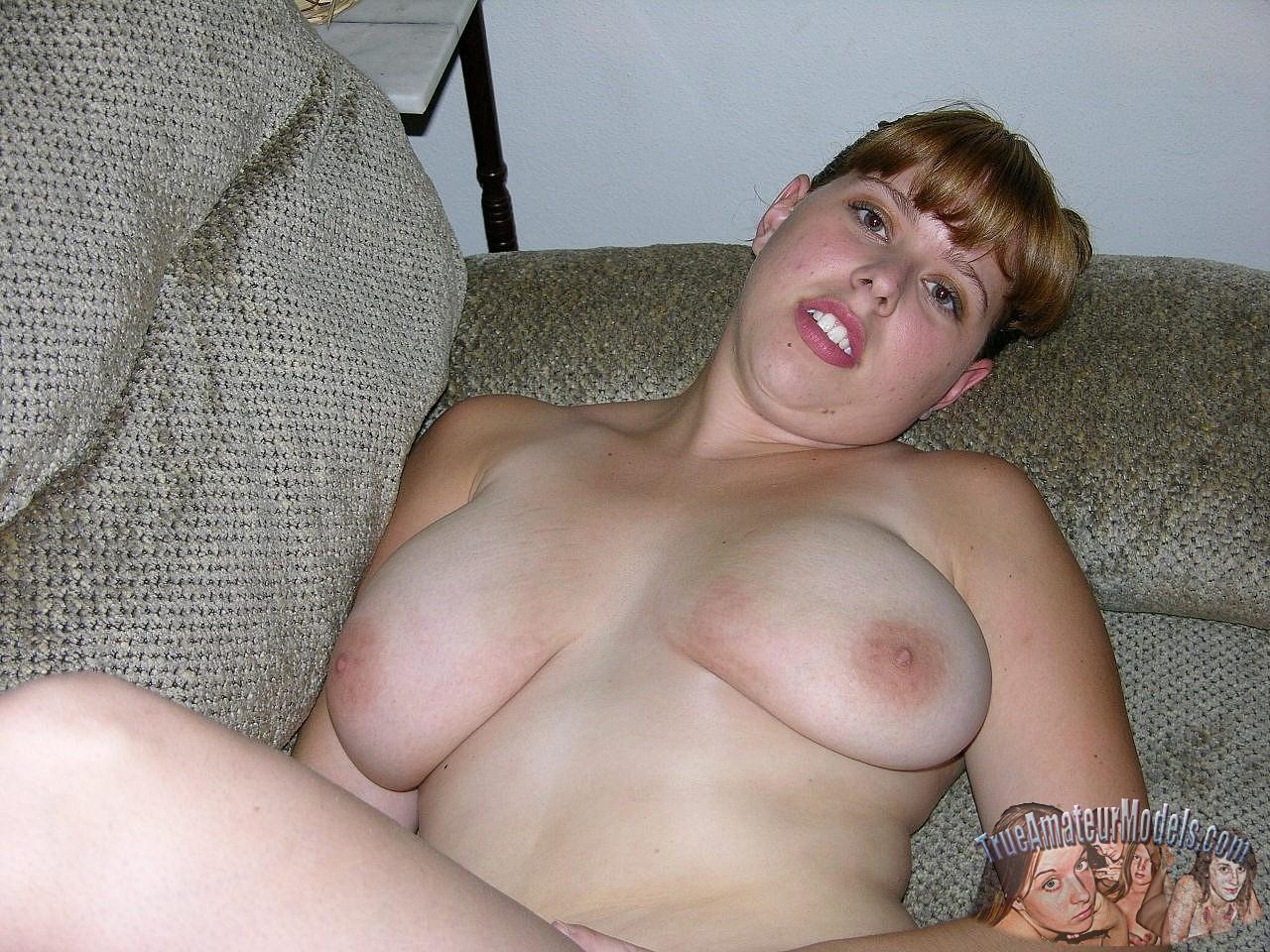 Girl nude spread amateur