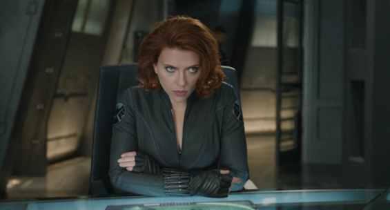 Sex black widow avengers