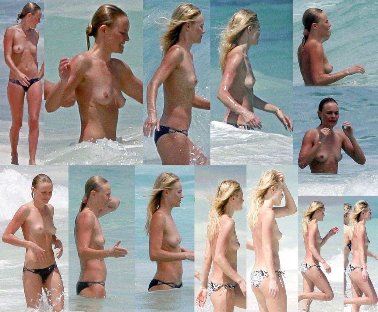 Kate bosworth nude beach