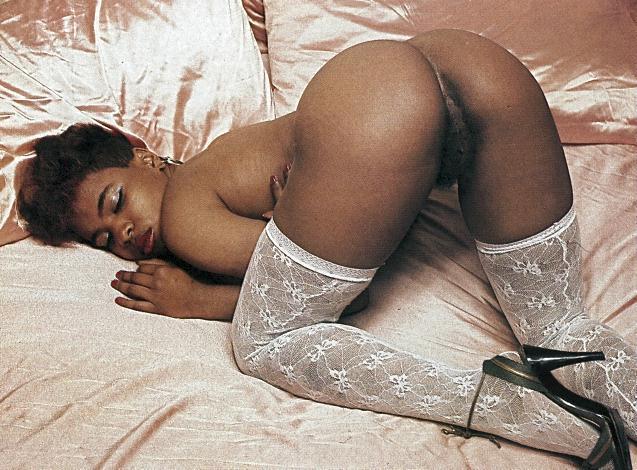Black porn vintage stars girl