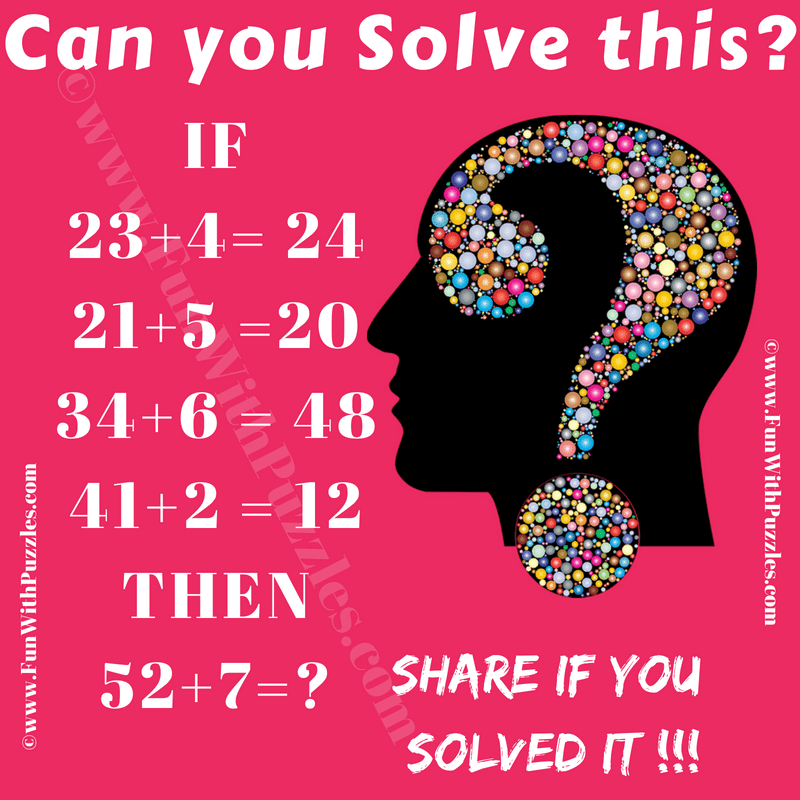 Adult answer brain question teaser