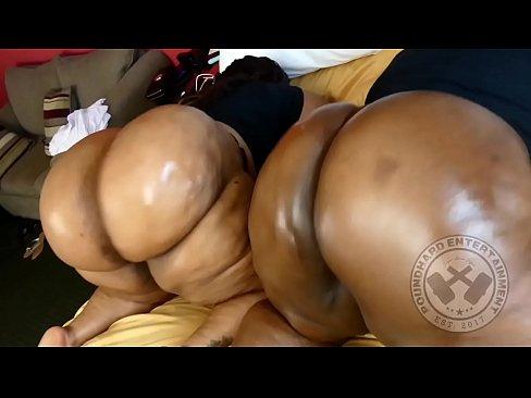 Ssbbw super huge black ass