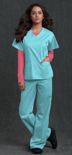 Nurse uniforms scrubs porn