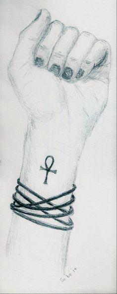 Gun tattoo indigo augustine