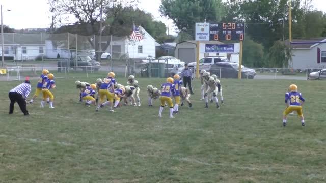 Freeport pennsylvania midget football