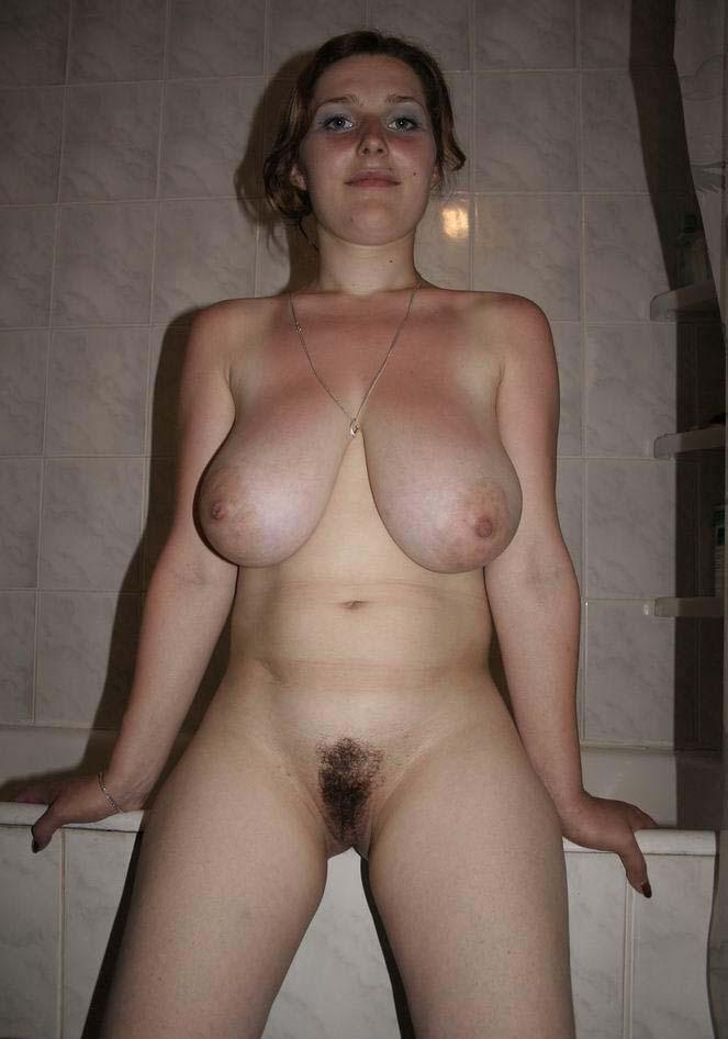 All natural amateur nudes