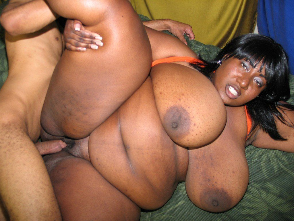 Black naked fat girls