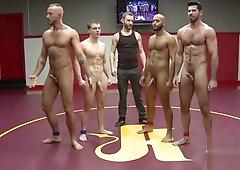 Bald short men nude