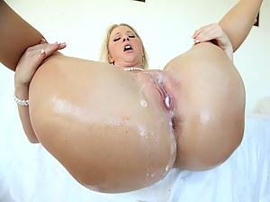 Big booty pussy porn