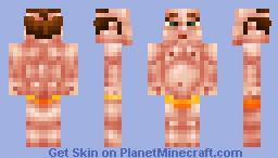 Hot naked boy minecraft skin